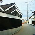 01 西方寺と九重味淋の路地
