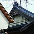 02 西方寺の本堂妻面