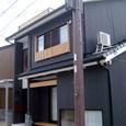 寺内町の新しい家