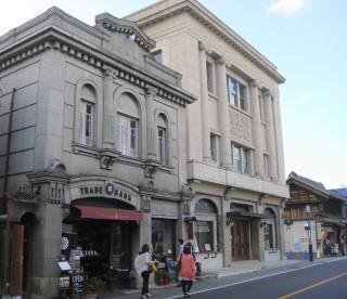 01 田中家住宅と旧山吉デパート