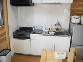 03 仮設住宅キッチン
