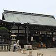 08 大阪天満宮本殿